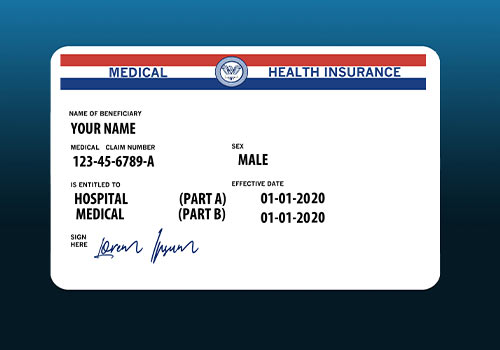 how to get a medicare card replacement  new lost or stolen